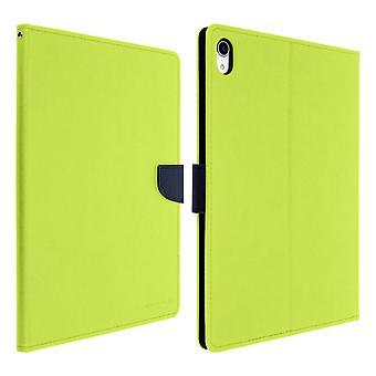 Étui pour iPad Pro 11 Folio Case porte-cartes de soutien fonction Mercury - vert