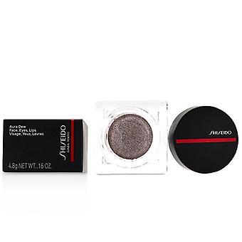 Shiseido Aura Dew Face Eyes Lips - # 01 Lunar (silver) - 4.8g/0.16oz