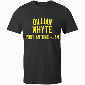 Dillian Whyte Boxing Legend T-Shirt