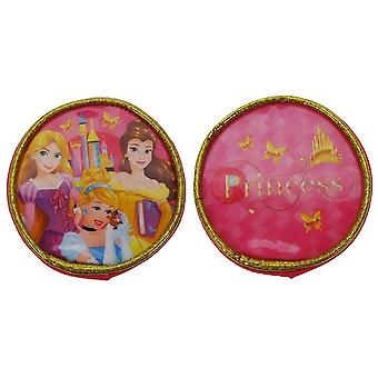 Disney Princess Round Coin Purse