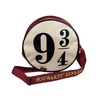 Harry Potter Hogwarts Express 9 3/4 Runde Satchelbeutel