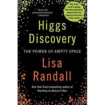 Higgs Discovery - The Power of Empty Space by Lisa Randall - 978006230