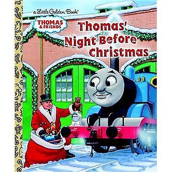 Thomas' Night Before Christmas by R Schuyler Hooke - Richard Courtney