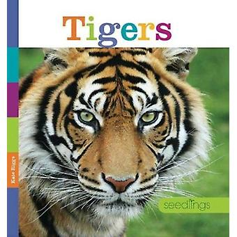 Tigers by Kate Riggs - 9780898128895 Book