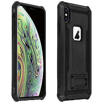 Apple iPhone XS Max Case Protection Bi-material Anti-shock - Black
