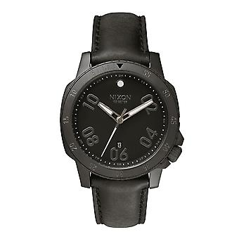 Nixon The Ranger Leather All Black (A508001)