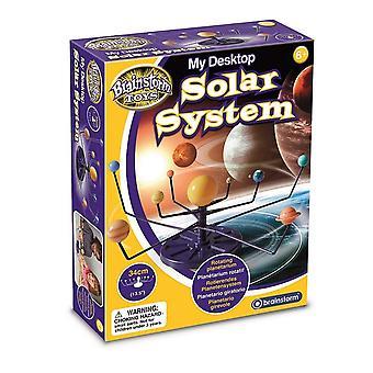 Lluvia de ideas My Desktop Solar System