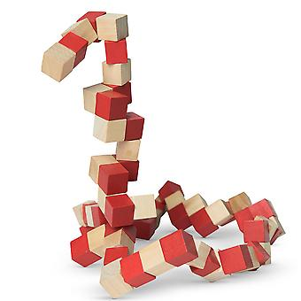 Smart Brain 4x4 Snake Cube Puzzle