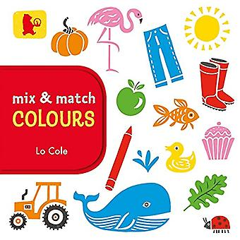 Mix and Match: Colours - Baby Walker (Board book)