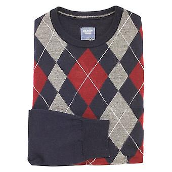 Olymp Red Or Grey Sweater 5329