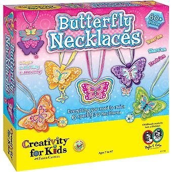 Butterfly Necklaces Kit 1198000