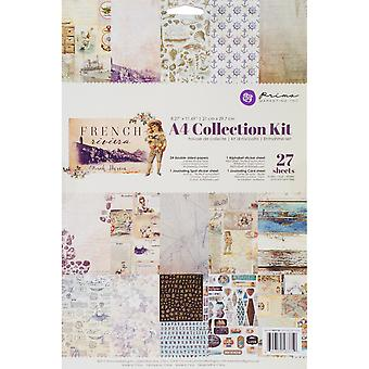 Prima Marketing Collection Kit A4-French Riviera 583750