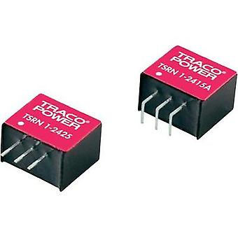 DC/DC converter (print) TracoPower 24 Vdc 2.5 Vdc 1 A No. of outputs: 1 x