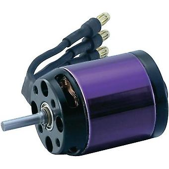 Model aircraft brushless motor Hacker A20-6 XL 10-Pole EVO kV (RPM per volt): 2500 Turns: 6