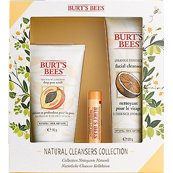 Burt's Bees Natural Cleansers Collection Gift Set