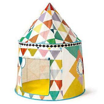 Djeco Multicolor cabin (Outdoor , Houses And Stores)