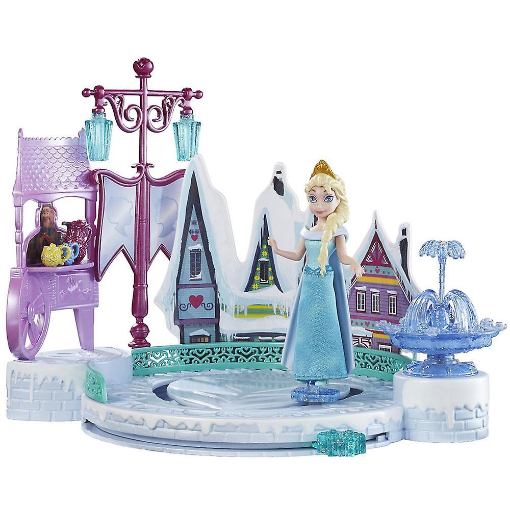 Disney Frozen Elsa&s Ice Skating Rink