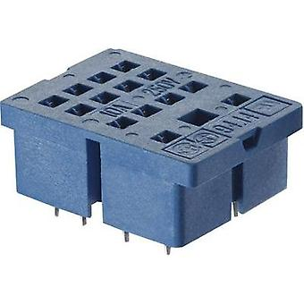 Relay socket 1 pc(s) Finder 94.14 Compatible with