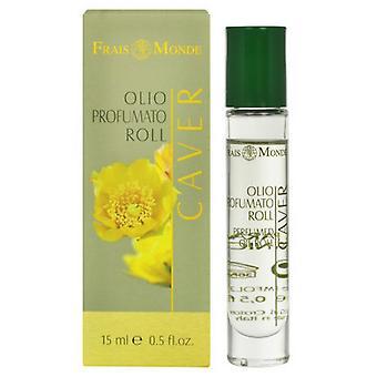 Frais Monde Caver parfumeret olie Roll med Roll-On applikator