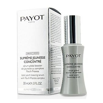 Payot Supreme Jeunesse Concentre Serum Anti - ældning