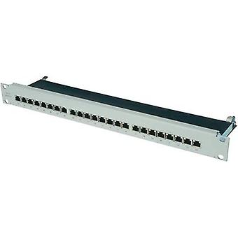 24 ports Network patch panel Digitus Professional DN-91624S-EA 1 U