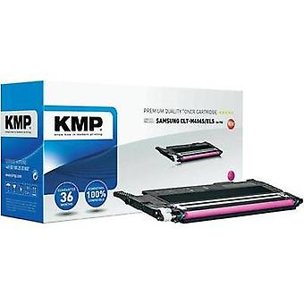 KMP Toner cartridge replaced Samsung CLT-M406S Compatible Magenta 1000 pages SA-T55