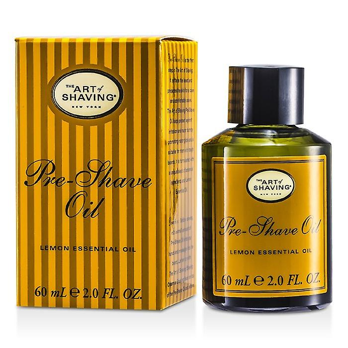 The Art of Shaving Pre Shave Oil - Lemon Essential Oil (für alle Hauttypen) 60 ml / 2 Unzen