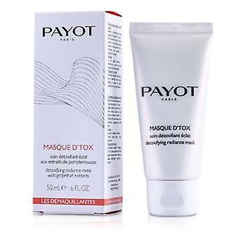 Payot Les Demaquillantes Masque D'Tox Detoxifying Radiance Mask - 50ml/1.6oz