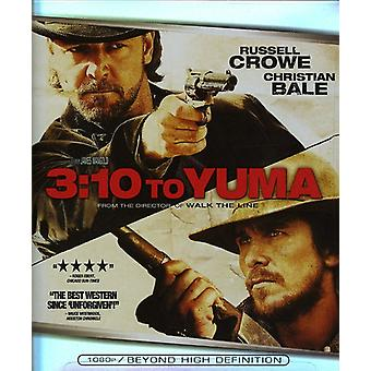 3:10 to Yuma (2007) [BLU-RAY] USA import