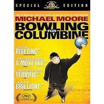 Bolos para la importación de los E.e.u.u. de Columbine [DVD]