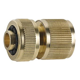 Hose to Quick Connection Fitting Brass Quickfit Connect Hosepipe 1/2