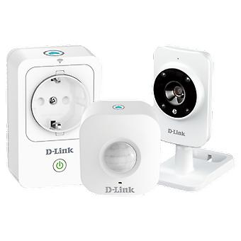D-Link Smart Phone Kit HD Home (Home , Home automation and security , Video surveillance)