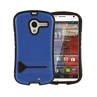 Xentris Wireless Hybrid Shell for Motorola Moto X - blå/sort