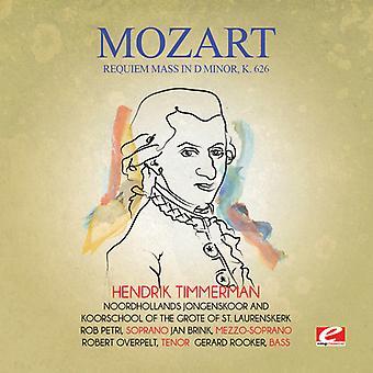 Mozart - Requiem Masse in D Minor K. 626 [CD] USA import