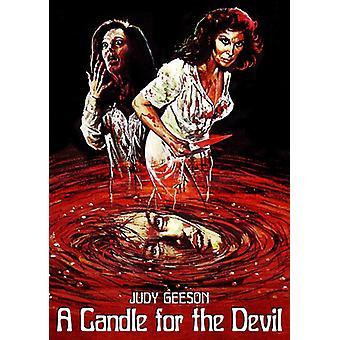Stearinlys for den Djævelen alias skete på mareridt [DVD] USA import