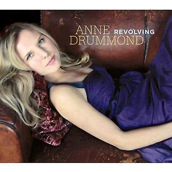 Anne Drummond - revolverende [CD] USA import