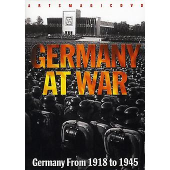 Germany at War: 1918-45 [DVD] USA import