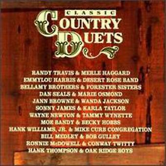 Classic Country Duets - Classic Country Duets [CD] USA import