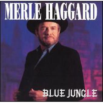 Merle Haggard - selva azul [CD] USA importar