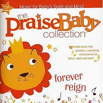 Ros barnet samling - evigt regeringstid [CD] USA importerer