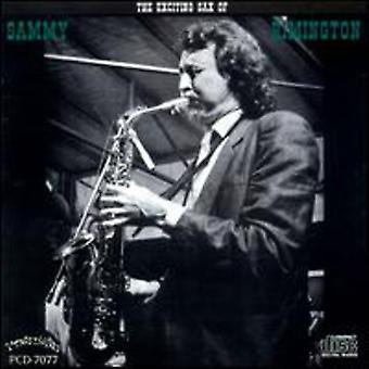 Sammy Rimington - spændende Sax [CD] USA import