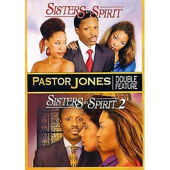 Schwestern im Geiste/Schwestern im Geiste 2 [DVD] USA importieren