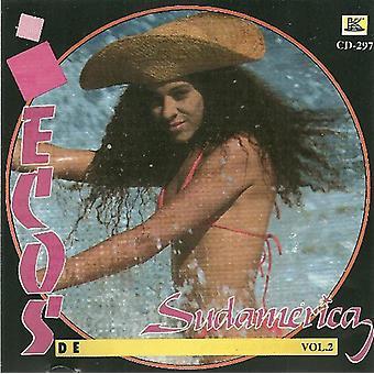 Ecos De Sudamerica 2 - Ecos De Sudamerica 2 [CD] USA import