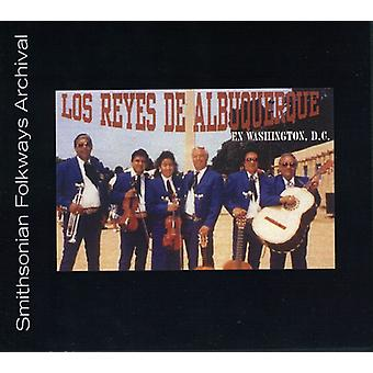 Los Reyes De Albuquerque - Los Reyes De Albuquerque En Washington Dc-1992 [CD] USA import