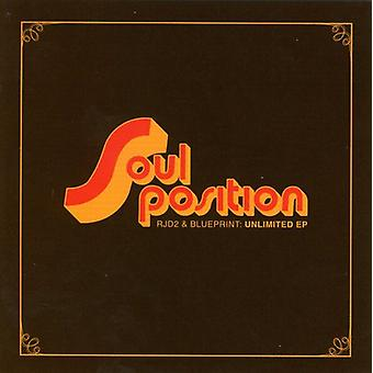 Soul Position - Unlimited EP [CD] USA import