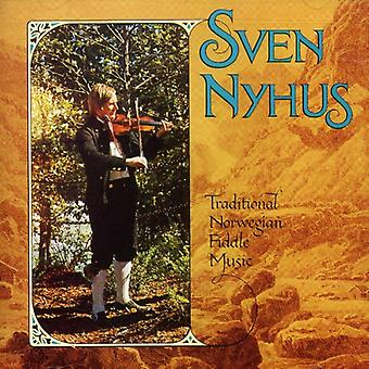Sven Nyhus - Traditional Norwegian Fiddle M [CD] USA import