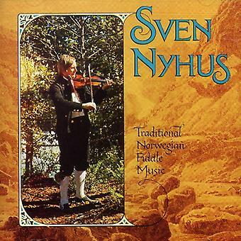 Sven Nyhus - importation USA traditionnel norvégien Fiddle M [CD]