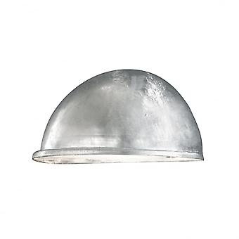 Konstsmide Torino Wall Light Galv