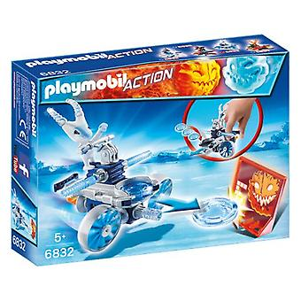 Playmobil 6832 Frosty with Disc Shooter