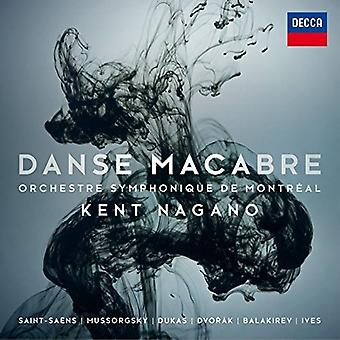 Nagano/Orchestre Sym - Danse Macabre [CD] USA import